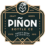 Pinon Bottle Bar
